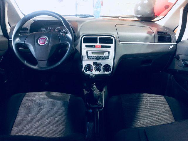 Fiat Punto Atracitve único dono 1.4 2012 - Foto 12
