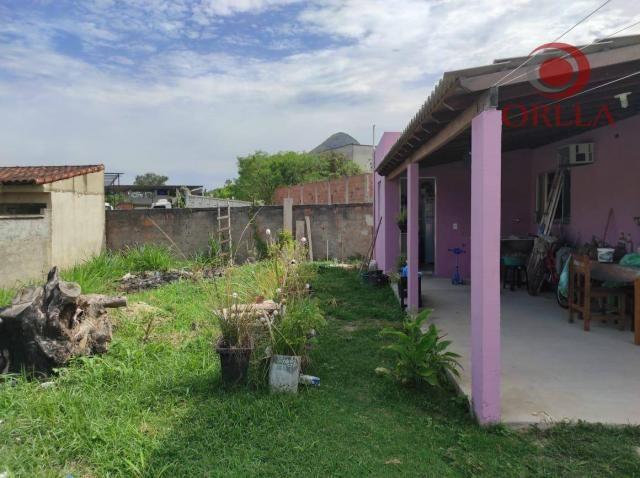 Orlla Imóveis - ?? Terreno com 2 casas em Itaipuaçu! - Foto 6