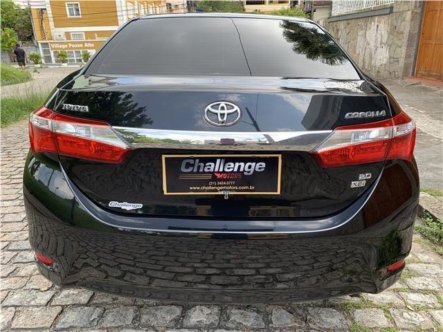 Toyota Corolla 2.0 xei 16v flex 4p automático - Foto 5