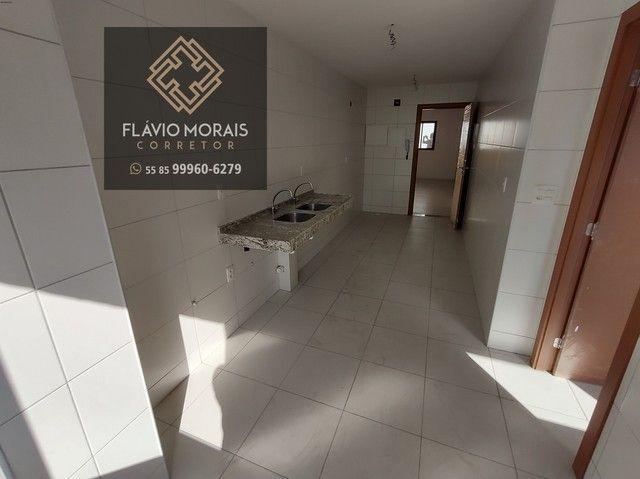 Apartamento 118 metros com vista mar no Meireles - Fortaleza - Ceará. - Foto 8