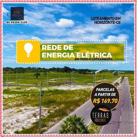 Terras Horizonte Loteamento-Infraestrutura completa &¨%$ - Foto 9