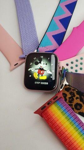 Smartwatch série 6 em promoção  - Foto 4