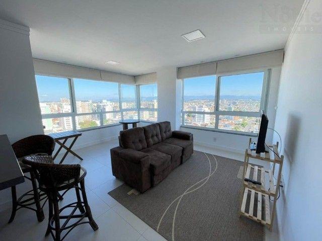 Mobiliado - Apartamento 02 dormitórios com suíte - Centro de Torres/RS  - Foto 4