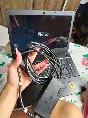 Notebook Philco usado - Foto 3