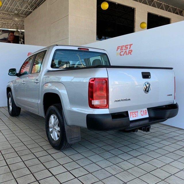 Vw Amarok SE 2019 Diesel 2.0 manual 4x4 *Ipva 2021 pago (81)9 9402.6607 Any - Foto 7