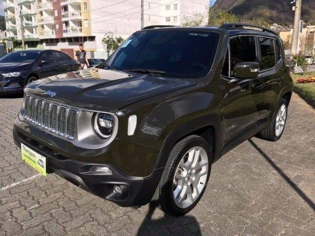 Jeep Renegade Limited 1.8 flex automático 2020 - Foto 3