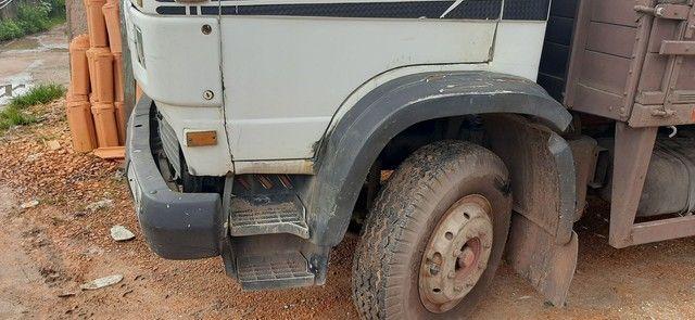 Vendo este caminhão ano 86 - Foto 2