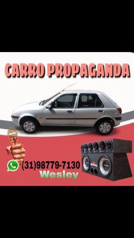 Carro propaganda