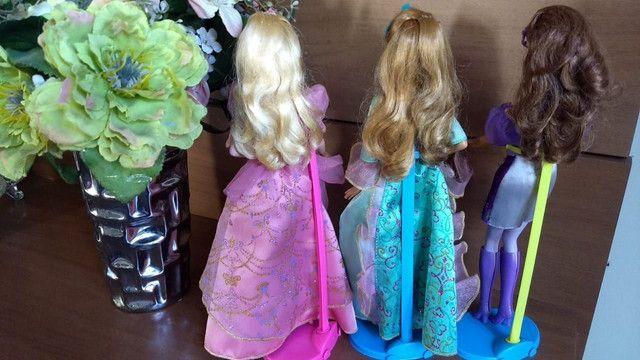 Barbie 3 mosqueteiras( 100 cada) - Foto 4