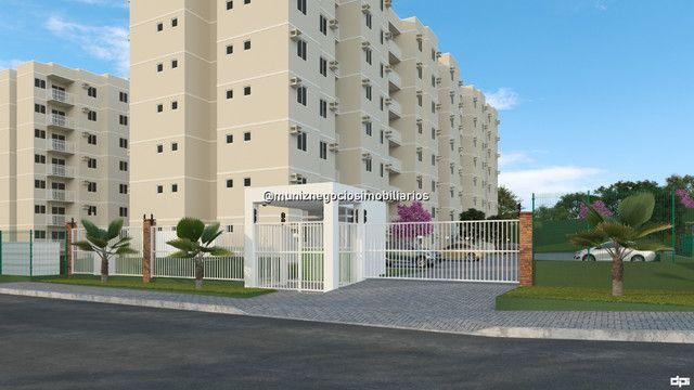 P Residencial Jardim das Margaridas, Camaragibe, 2 Quartos, Suíte, Lazer! - Foto 3