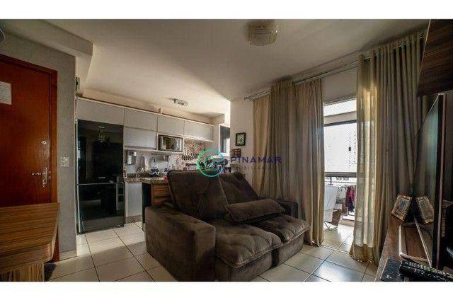 Apartamento com 2 dormitórios à venda, 56 m² por R$ 239.900,00 - Vila Jaraguá - Goiânia/GO - Foto 4