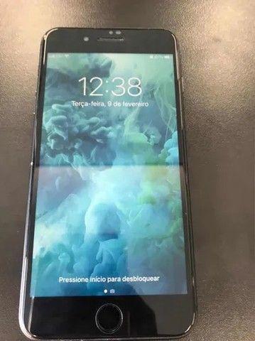 iPhone 8 Plus 64gb Cinza Espacial+ Airdrop  - Foto 2