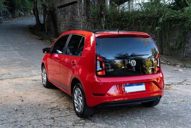 Up TSI Connect 2020 VW Único Dono só 21mil km rodados - Foto 4