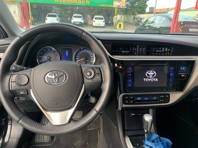 Toyota Corolla 2.0 XEI Automático 2018  - Foto 13