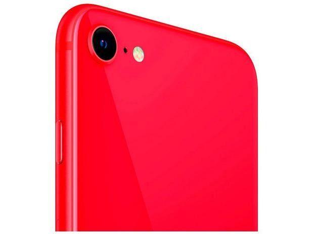 IPhone SE é o iPhone de 4,7 polegadas. Ele vem com o chip A13