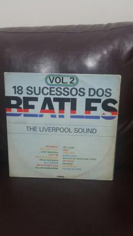 Lp/vinil - 18 Sucessos Dos BEATLES The Liverpool sound Vol2