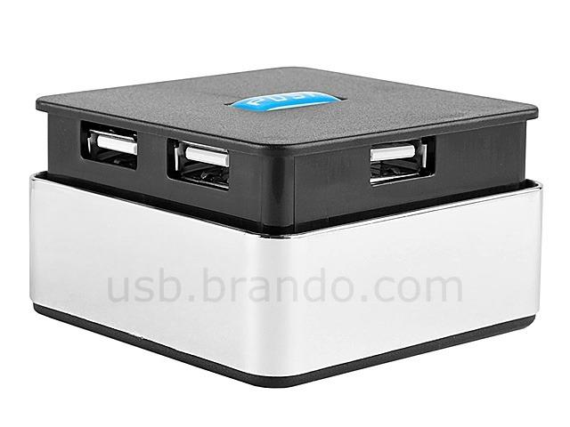 Usb Push-push 4-port Hub Combo