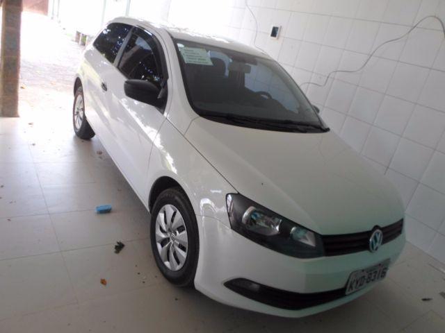 Vw - Volkswagen Gol 1.6 2013/14 unico dono 2 portas