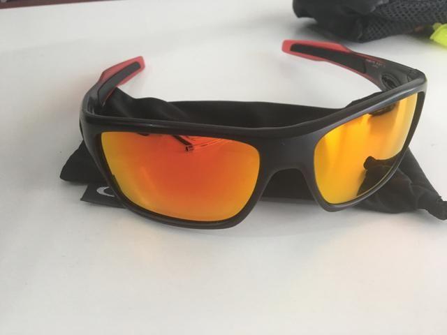 Óculos de sol oakley original modelo turbine - Bijouterias 6e6807a5c0db0