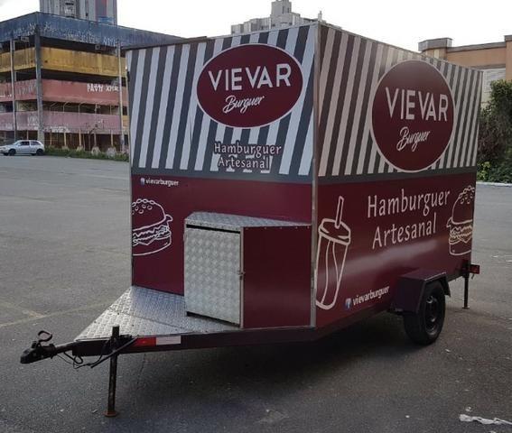 Food Truck Carrinho Lanche 2016 Documentado