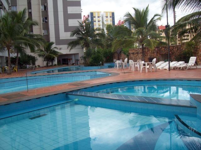Apartamento em Caldas Novas para temporada, Solar das Calda 2 quartos ,com Parque Aquático - Foto 13
