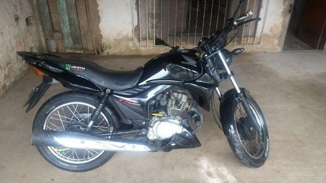 Honda FAN ESI 150cc, personalizada
