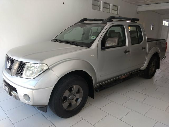 Nissan Frontier 4x2 ano 2011