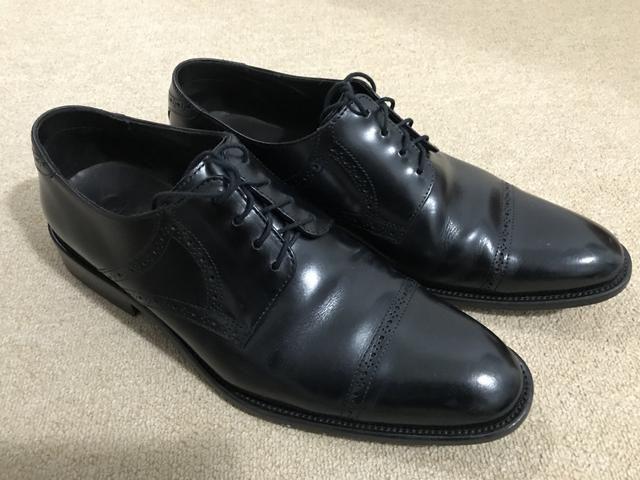 Sapato Social estilo Brogue CNS