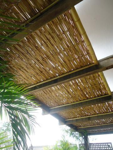 Forro de bambu - porto alegre - rio grande do sul