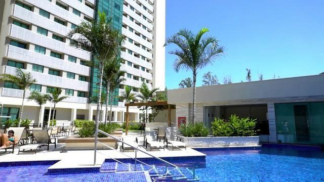 Apartamento de 1 Quarto Mobilado em Jacarepaguá (5 min. Da Barra)