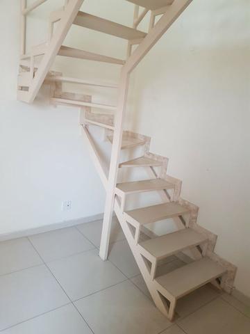 Apto cobertura 100m. quadrados, 02 salas, 2 Qtos No bairro Betim Industrial- Betim - Foto 14
