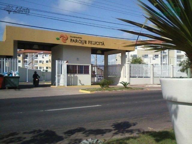 Vendo apartamento do condomínio Parque Felicitá, zona sul de Macapá