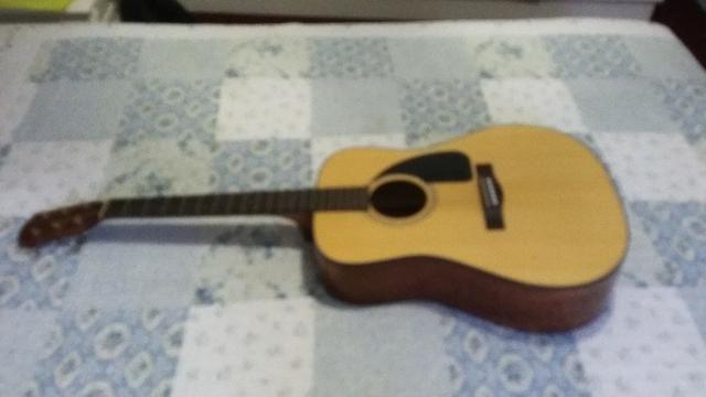 Violão Fender CD 60 NAT - NãO é ElÉtRiCo