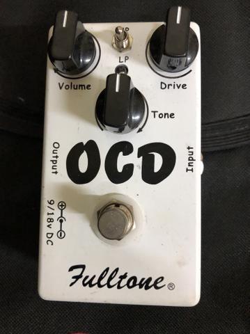 Pedal OCD clone Fulltone usado