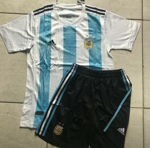 Camisa Argentina