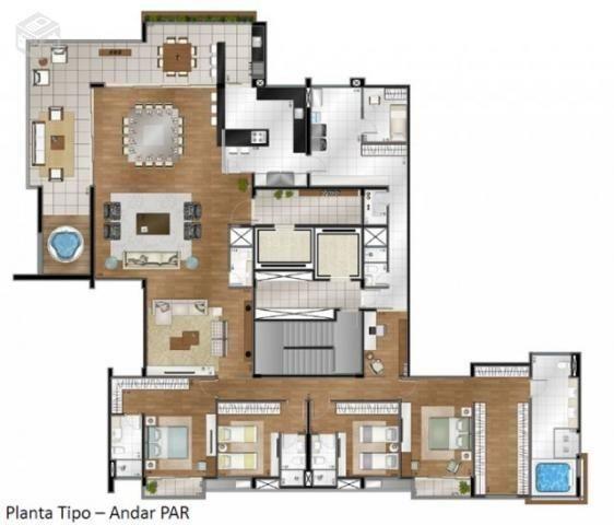 O Apartamento mais luxuoso de Taubate - Traga sua proposta - Supreme Residence - Foto 2