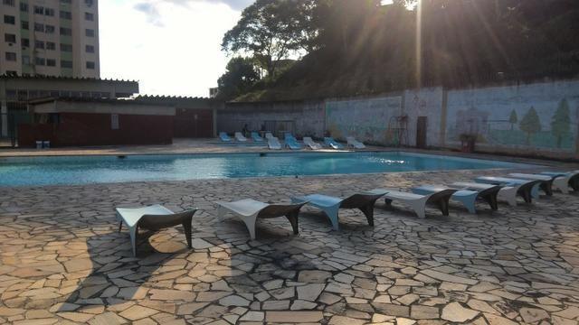 Apartamento, 2 quartos, lateral, vazio, 50m², na Rua Ibiá 517 - Turiaçu - Foto 19