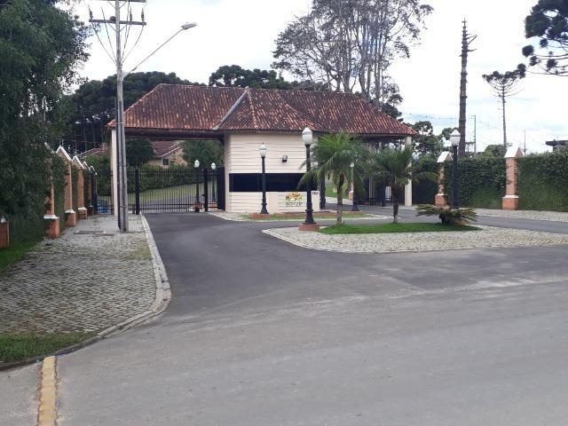 Terrenos em Piraquara Condomínio Fechado ( Alto Padrão) 1.023 m2- ent. R$10.000,00 - Foto 2