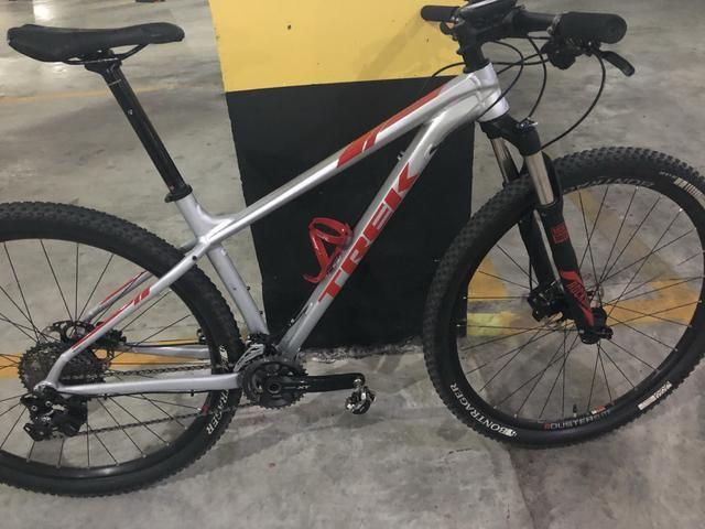 Bike Trek X Caliber 9 2018 Tamanho M Parcelo E Aceito Cartão