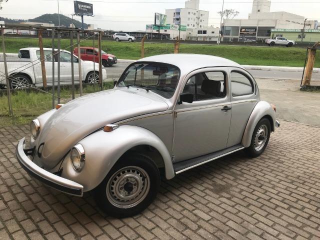 Vw - Volkswagen Fusca Itamar - 1995 - Prata