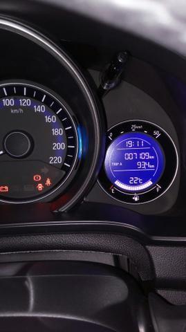 Honda Fit 2018 lindo com baixa km