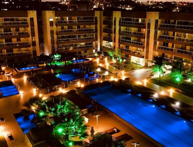 Vg Fun, apartamento com vista mar na Praia do Futuro, 3 quartos, 2 vagas, lazer completo - Foto 15