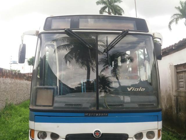 Vendo ônibus Mercedes carroceria Marcopolo