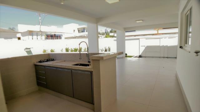 Sobrado 4 Suítes + Escritório, 351 m², semi mobiliado, c/ lazer na 404 Sul - Alto Padrão - Foto 5