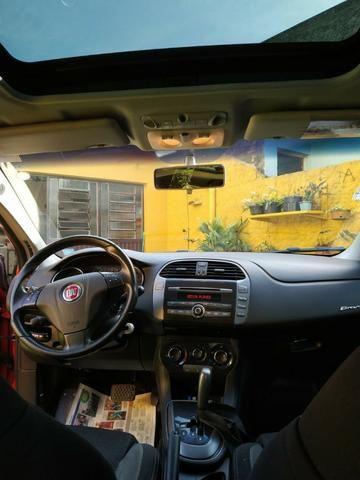 Fiat Bravo Sporting Dualogic com teto ano 2013 - Foto 9