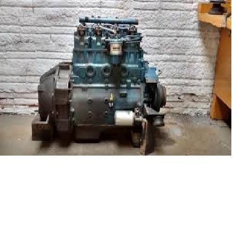 Motor Mwm 04 Cil 226 Aspirado/Maçarico F350 F100 F1000 F4000 Trator Estacionario
