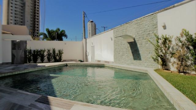 Sobrado 4 Suítes + Escritório, 351 m², semi mobiliado, c/ lazer na 404 Sul - Alto Padrão - Foto 16