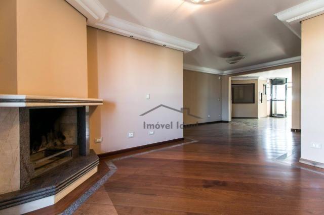 Cobertura com 4 dormitórios à venda, 564 m² por R$ 2.300.000 - Alto da Glória - Curitiba/P - Foto 2