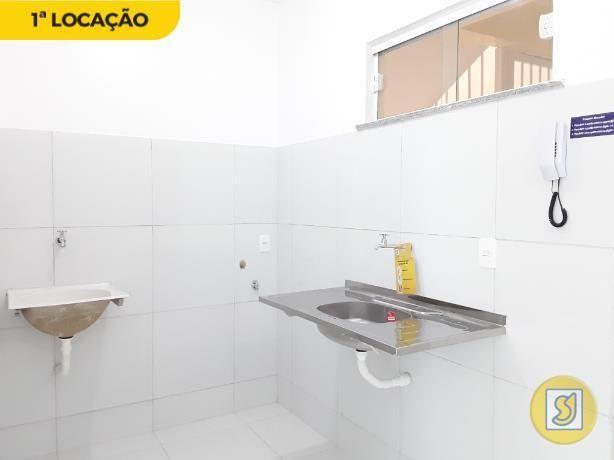 Apartamento para alugar com 2 dormitórios em Cidade dos funcionários, Fortaleza cod:50393 - Foto 7