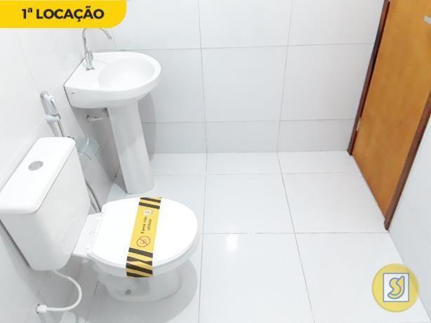 Apartamento para alugar com 1 dormitórios em Cidade dos funcionários, Fortaleza cod:50389 - Foto 7